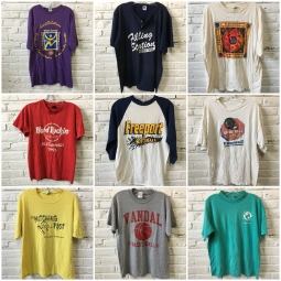 9aa951104 Vintage & 1990s t-shirts (sale grade) by the bundle-ON BACKORDER