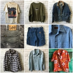 e42963750cb Mens Vintage Clothing mix by the pound